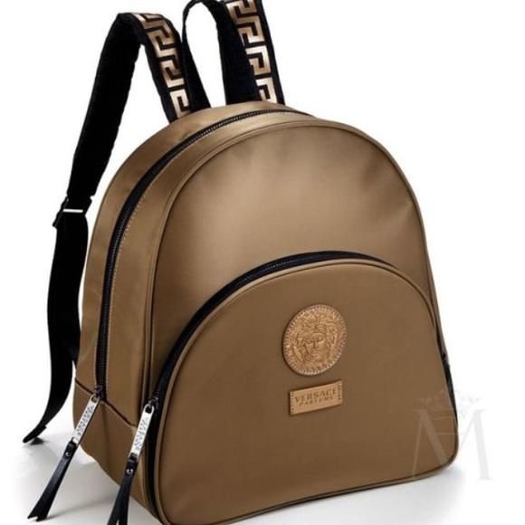 5c931b7207 Versace Parfums Backpack 🎒